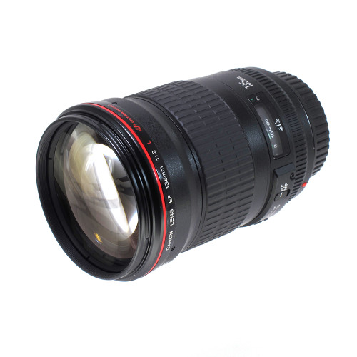 USED CANON EF 135MM F2 L (739515)