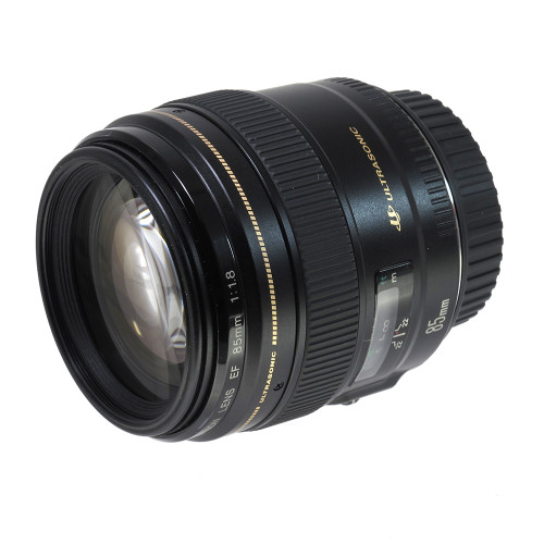USED CANON EF 85MM F1.8 (739516)