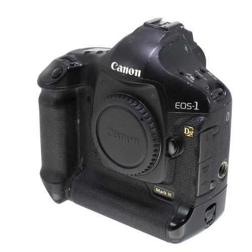 USED CANON EOS 1DS MARK III