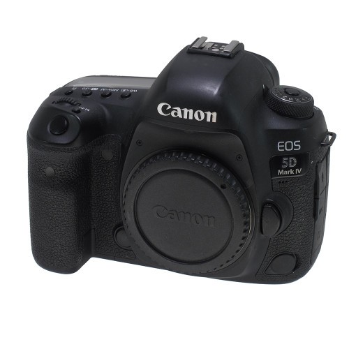 USED CANON EOS 5D IV