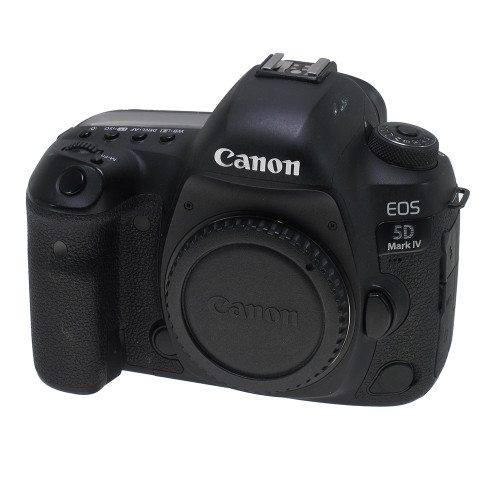 USED CANON EOS 5D IV (739538)
