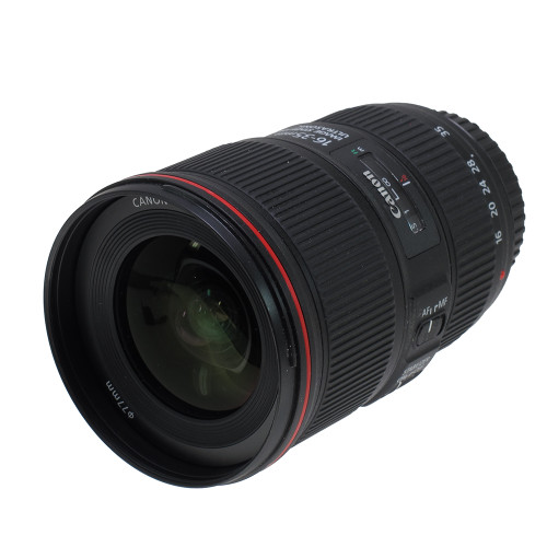 USED CANON EF 16-35MM F4 L IS