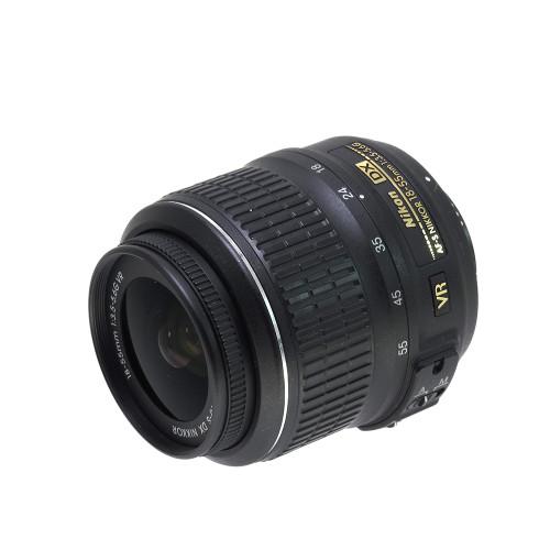 USED NIKON AF-S 18-55MM F3.5-5.6G VR (DX)