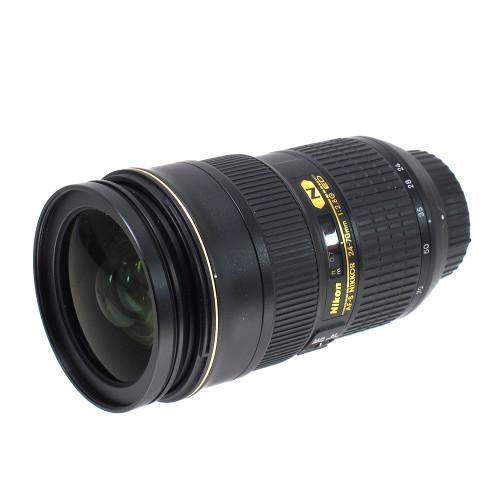 USED NIKON AF-S 24-70MM F2.8G VR (739607)