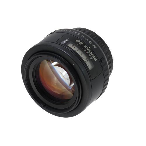 USED PENTAX FA 50MM F1.4 SMC