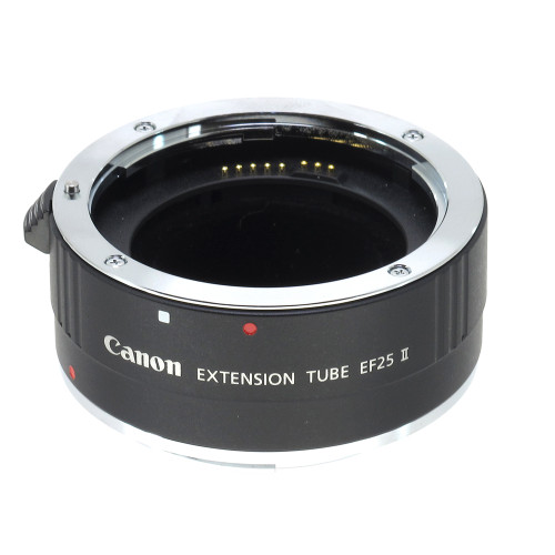 USED CANON EF25 II EXTENSION TUBE