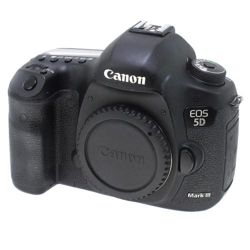 USED CANON EOS 5D MARK III
