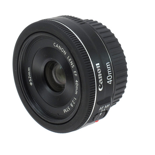 USED CANON EF 40MM F2.8 STM (739887)