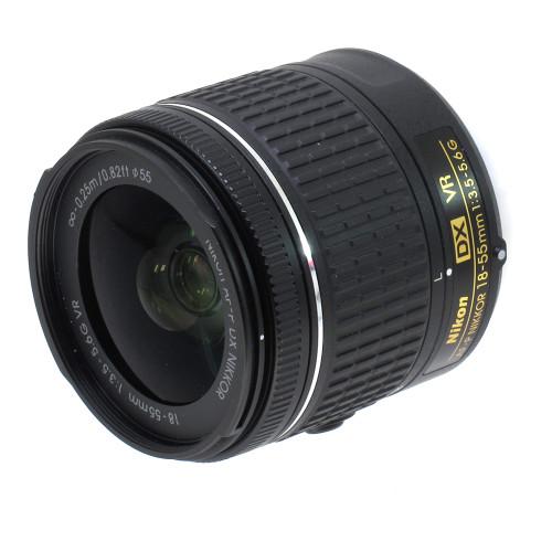 USED NIKON AF-P 18-55MM F3.5-5.6G VR