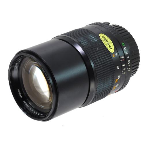 USED MINOLTA MD 135MM F2.8 CELTIC