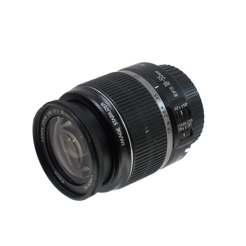 USED CANON EF-S 18-55MM F3.5-5.6 IS (739934)