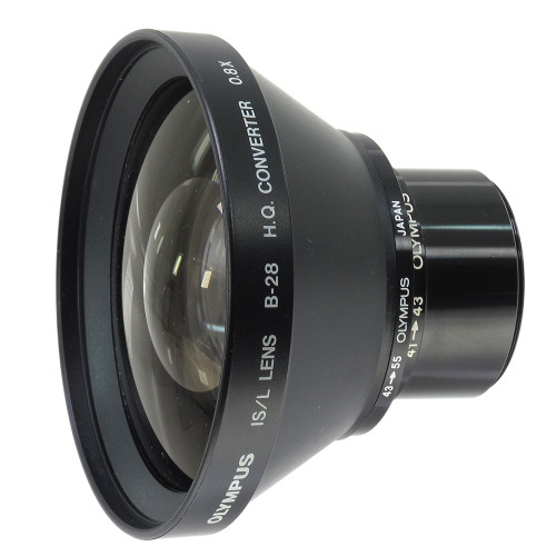 USED OLYMPUS IS/L HQ CONVERTER