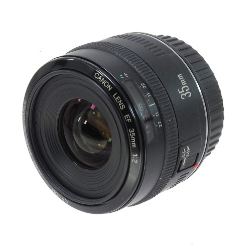 USED CANON EF 35MM F2