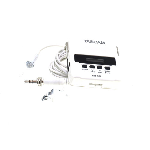 USED TASCAM DR-10L LAVIER MIC