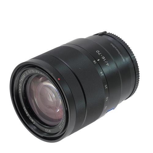 USED SONY FE 16-70MM F4 ZA