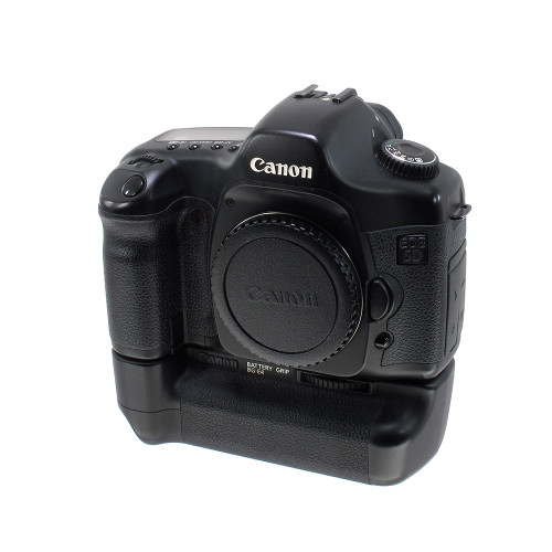 USED CANON EOS 5D W/GRIP
