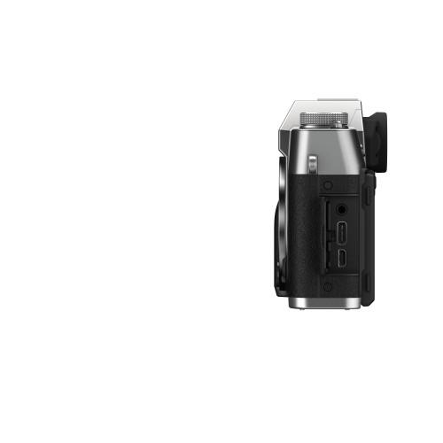 FUJI X-T30 II BODY SILVER(PRE-ORDER DEPOSIT ONLY)