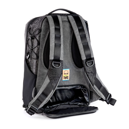 MORALLY TOXIC VALKYRIE BACKPACK - LARGE 25L (ONYX)
