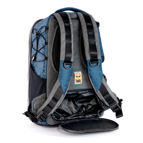 MORALLY TOXIC VALKYRIE BACKPACK - MEDIUM 20L (SAPPHIRE)