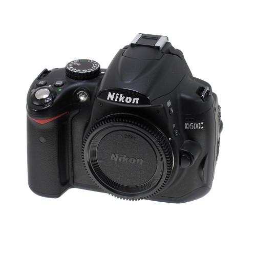 USED NIKON D5000 (740523)