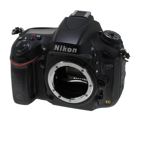 USED NIKON D610 (740598)