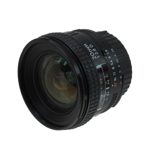 USED NIKON AF-D 20MM F2.8 (FX)