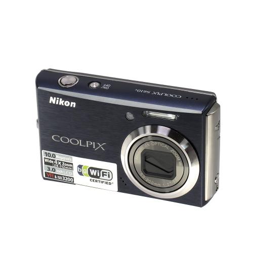 USED NIKON COOLPIX S610C