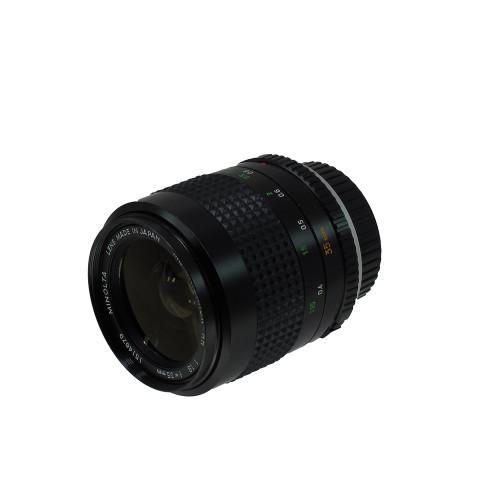 USED MINOLTA MC 35MM F1.8