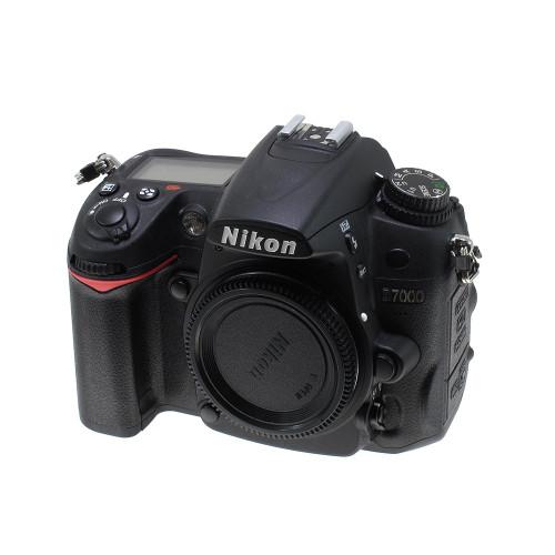 USED NIKON D7000 (740738)