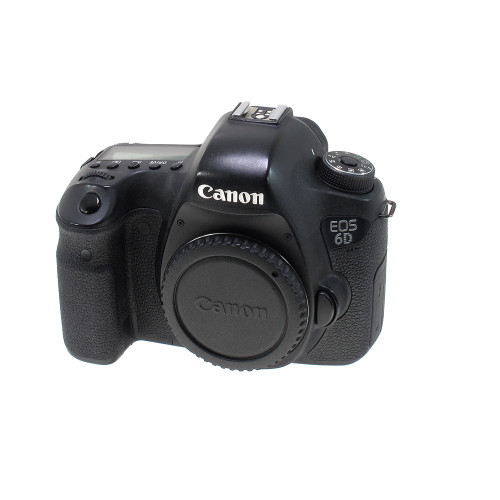 USED CANON EOS 6D (740984)