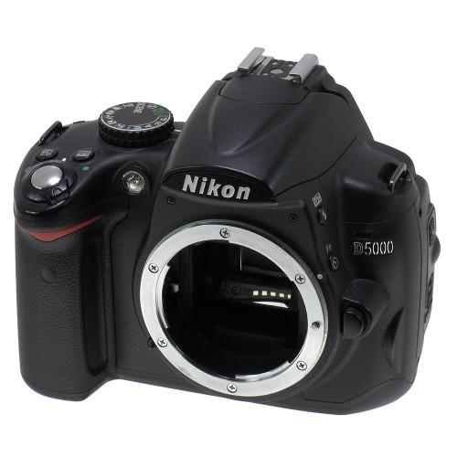 USED NIKON D5000 (741005)