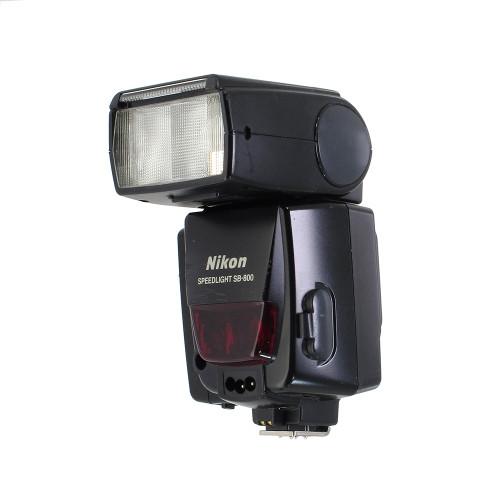 USED NIKON SB-800 W/SD-800