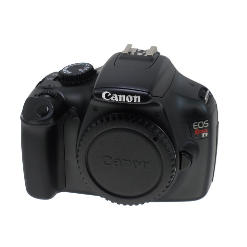 USED CANON EOS REBEL T3