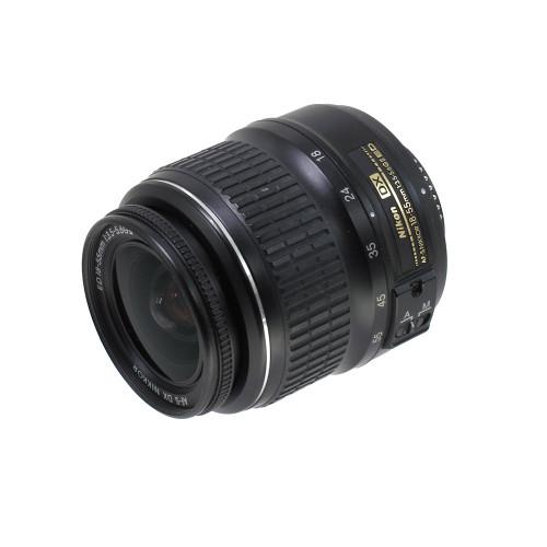 USED NIKON AF-S 18-55MM F3.5-5.6G (DX)(741106)