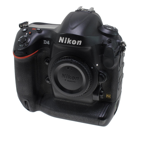 USED NIKON D4 (741121)