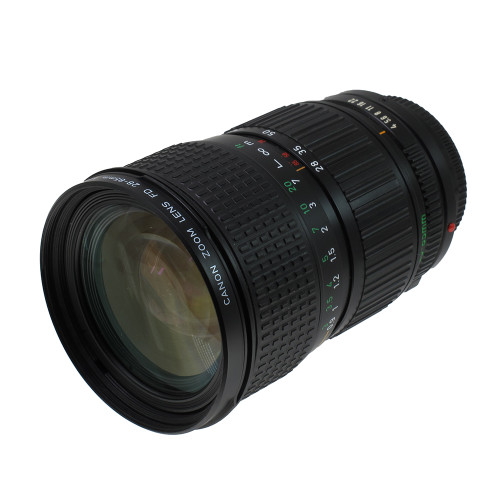 USED CANON FD 28-85MM