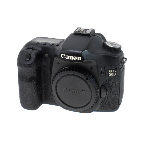 USED CANON EOS 50D