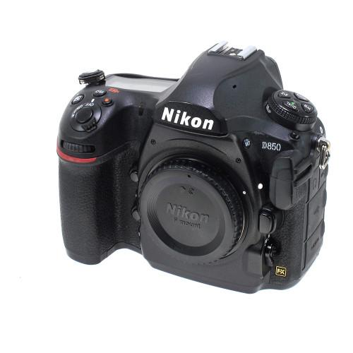 USED NIKON D850 (741208)