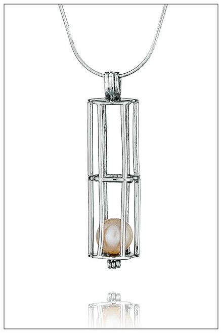 Long pearl cages - ©PearlsIsland.com