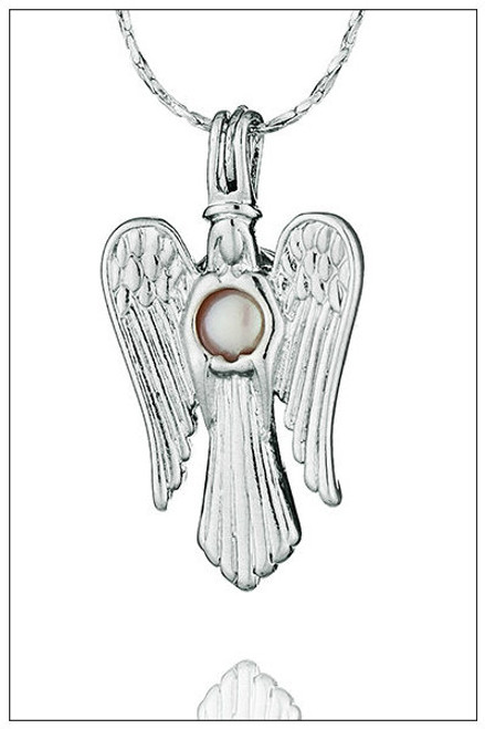 ANGEL Cage for Pearls - ©PearlsIsland.com
