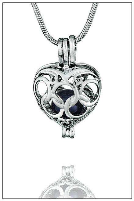 Pearl Holder Pendant - ©PearlsIsland.com