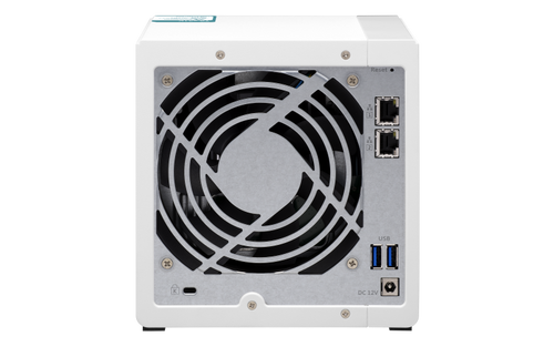 QNAP TS-431K 4-Bay Home NAS with 32TB (4 x 8TB) of Seagate Ironwolf NAS Drives Fully Assembled and Tested