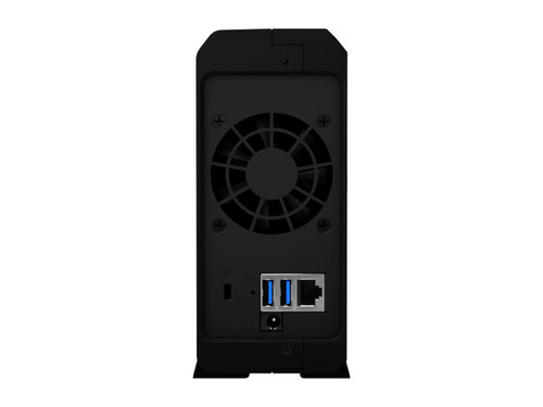 Synology D118 1-BAY DiskStation with a 10TB Seagate Ironwolf NAS Drive Fully Assembled and Tested