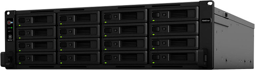 RS4021xs+ 16-BAY RackStation with 16GB RAM and 128TB (16 x 8TB) of HAT5300 Synology Enterprise Drives