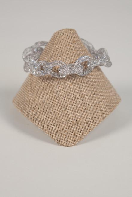 Galaxy Link Bracelet - Silver