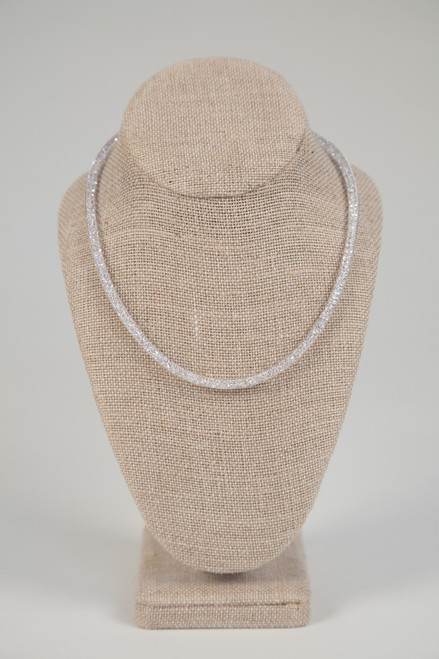 Galaxy Stacking Necklace - Silver