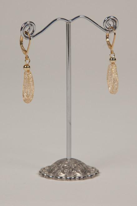 Galaxy Earrings - Gold