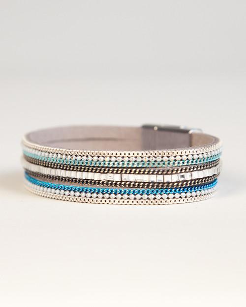 Baja Bracelet - Blue