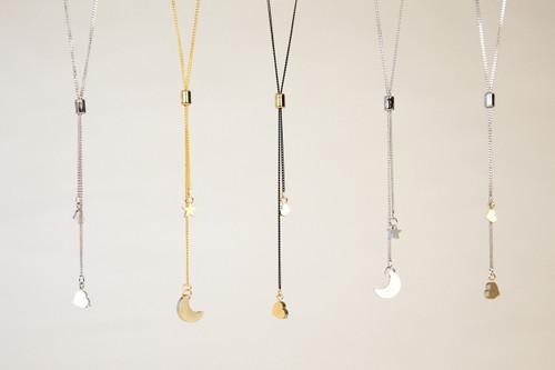 Silver & Gold Slider - Hearts