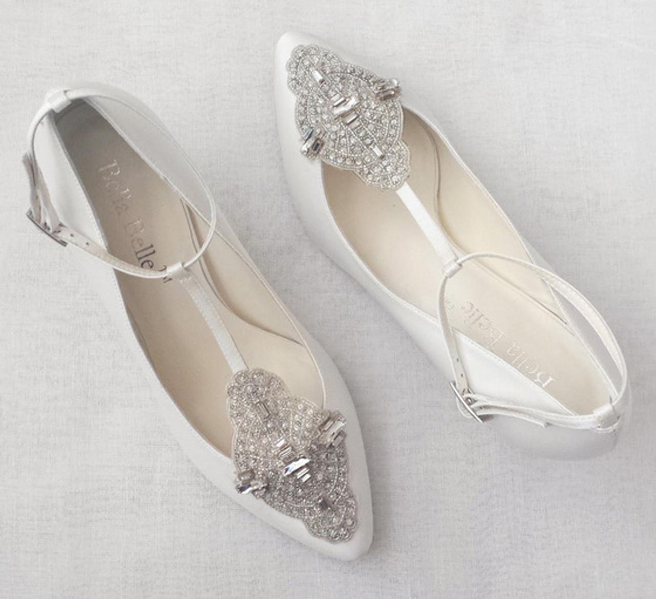 662fec3b8 Annalise Art Deco wedding shoes Inspired by the glamour of the Great Gatsby  era Hand-